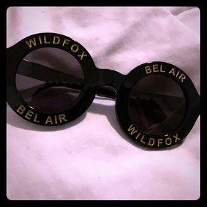Your lucky day! You found a pair! Wild fox bel air